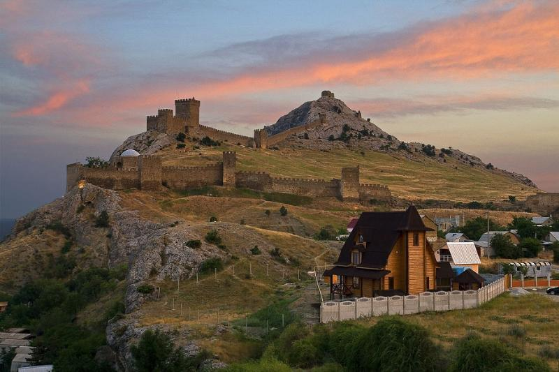 Location - Suits in cottage near fortress and sea - Sudak - rentals