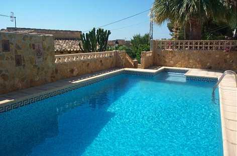 Vacation rental in Moraira with privat pool - Image 1 - Moraira - rentals