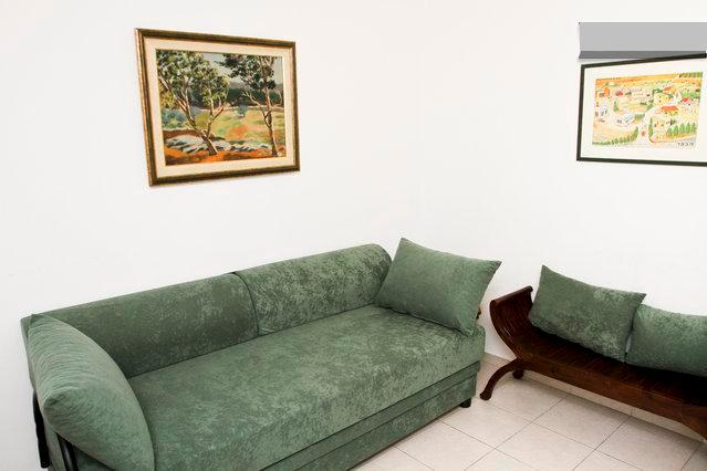 Living Room - City Center Vacation/Holiday Apartment - Jerusalem - rentals