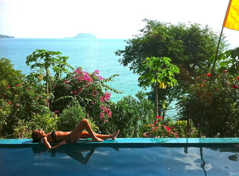 Pool Level: Fresh water high tech ionization chlorine free - Lotus Paradise Luxury Villa  for 6 -12 - Koh Phangan - rentals