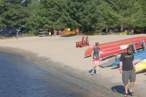 Hot summer day - Cottage Eagle - Nobel - rentals