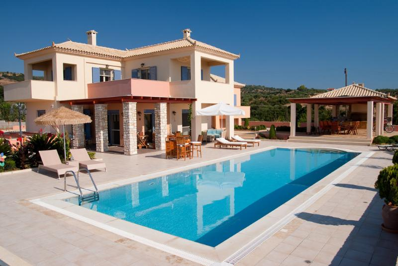 general view - Villa in Messinia, Peloponese - Petalidi - rentals