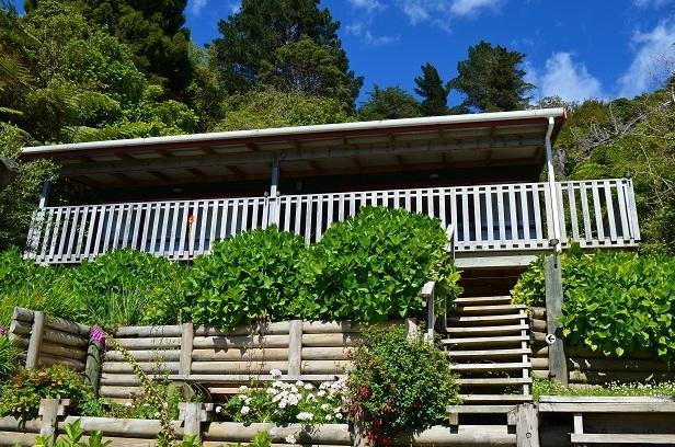 The Tui and Bellbird Chalet - Bellbird Chalet - Nopera - rentals