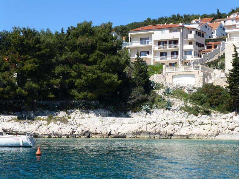 a stone throw distance from the beach - A Room with a View - Hvar - rentals