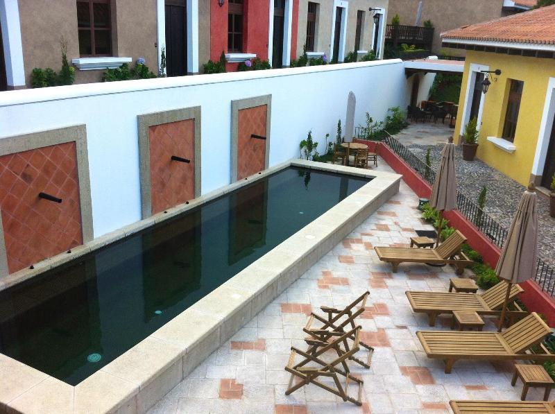 Heated and gated pool! - Antigua Guatemala`s most luxurious Villa - Antigua Guatemala - rentals