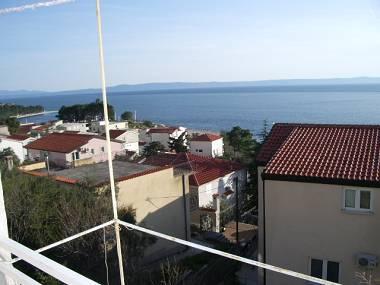 A3(2+2): sea view - 7774  A3(2+2) - Baska Voda - Baska Voda - rentals