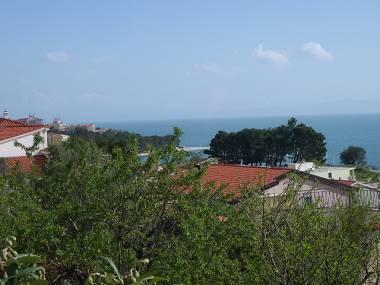 SA4(2+1): terrace view - 7774  SA4(2+1) - Baska Voda - Baska Voda - rentals