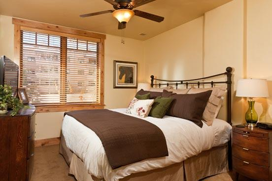 Bedroom - Bear Lodge 6115 - 6115 Bear Lodge, Trappeurs - Steamboat Springs - rentals