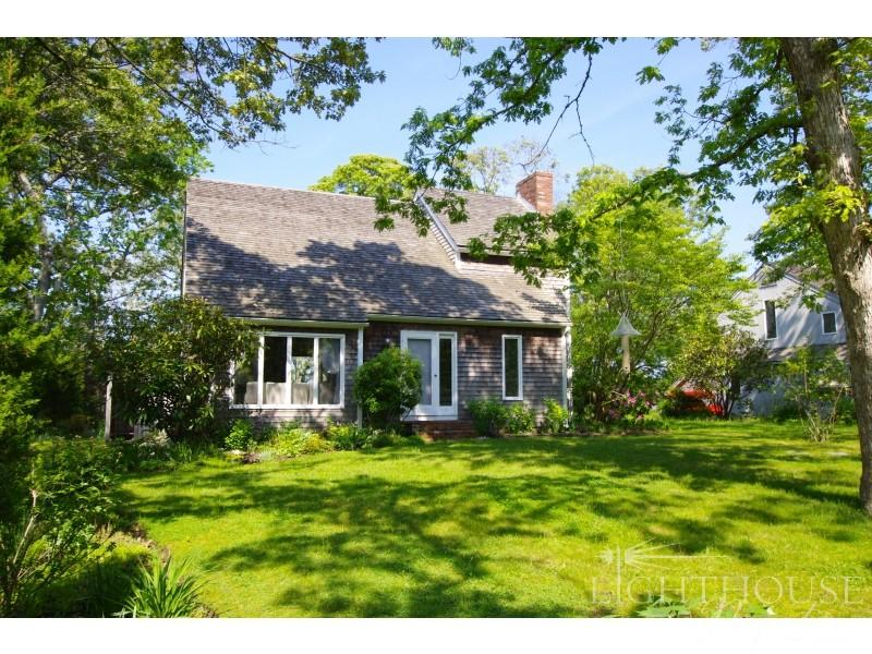 1 Hidden Cove Road - Image 1 - Oak Bluffs - rentals