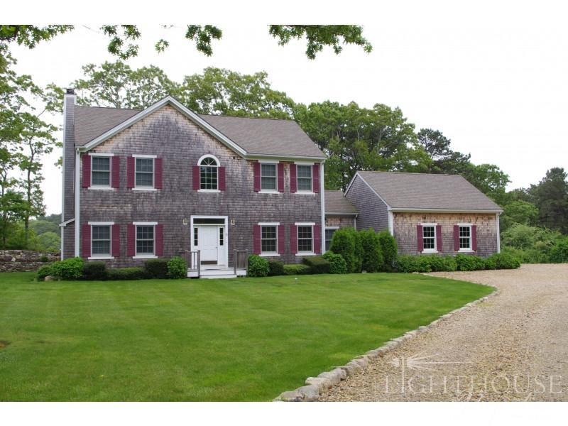 6 Fresh Pond Road - Image 1 - Oak Bluffs - rentals