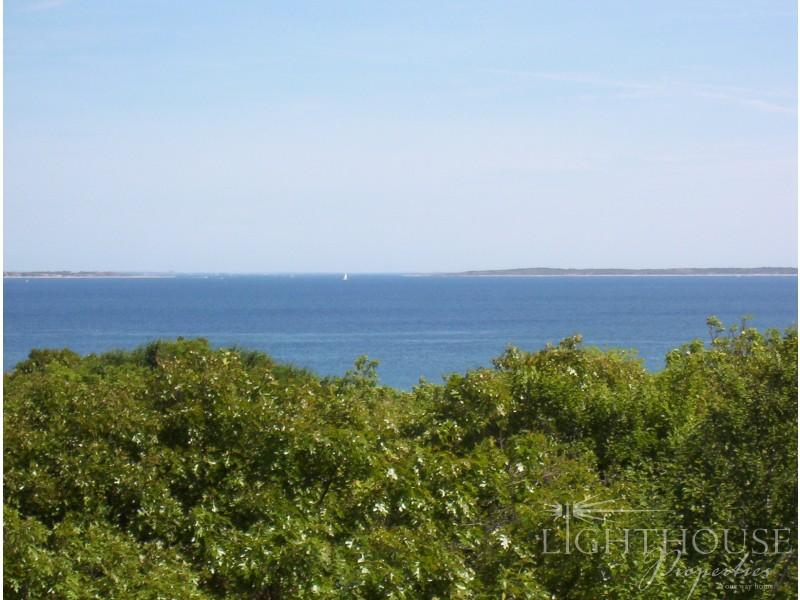 View of Vineyard Sound~ Martha's Vineyard - Blueberry Hill - Aquinnah - rentals
