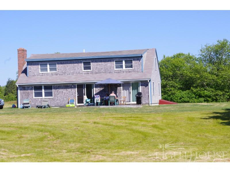 Located on a serene meadow in West Tisbruy~ Martha's Vineyard - 50 A Carls Way - West Tisbury - rentals