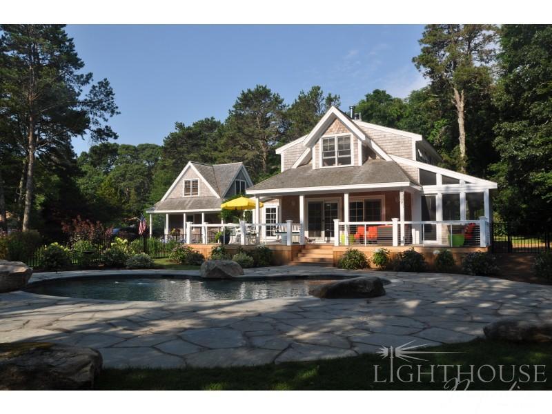 Martha's Vineyard rental with pool in Sengenkontacket - 9 Mourning Dove Way - Oak Bluffs - rentals