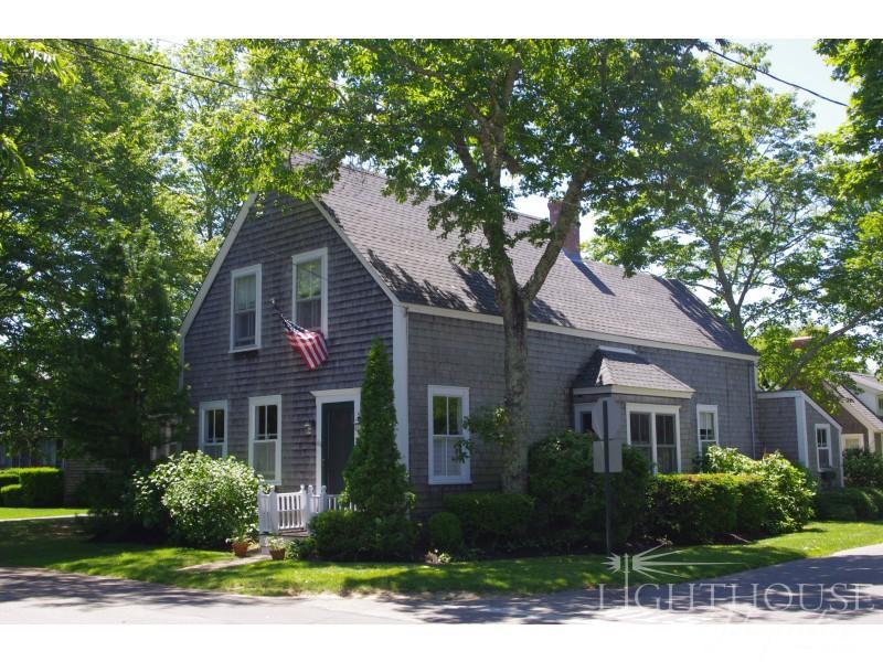 86 School Street - Image 1 - Edgartown - rentals