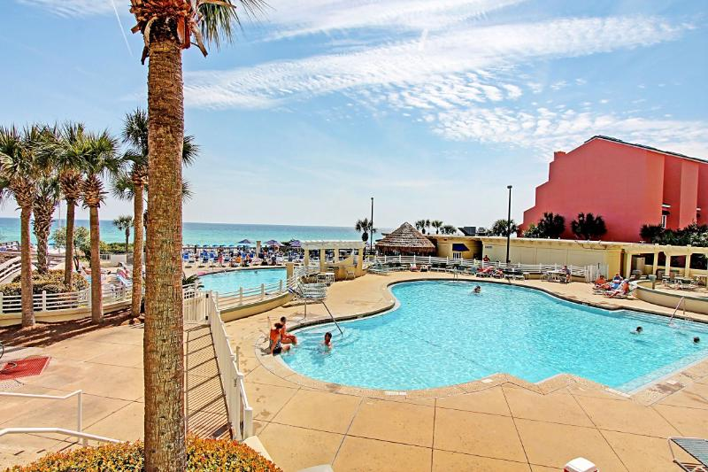 Tides at Tops'l 107-2BR-RJ Fun Pass-Buy3Get1FreeThru5/26- AVAIL5/23-5/26 $607-GulfFront Bldg - Image 1 - Miramar Beach - rentals