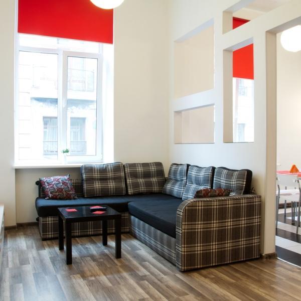 CR100LVI - Modern Art-Deco Apartment - Image 1 - Lviv - rentals