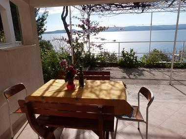 SA2(2+1): terrace view - 2168 SA2(2+1) - Pisak - Pisak - rentals