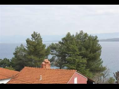 A1(2+1): balcony view - 7881 A1(2+1) - Malinska - Malinska - rentals
