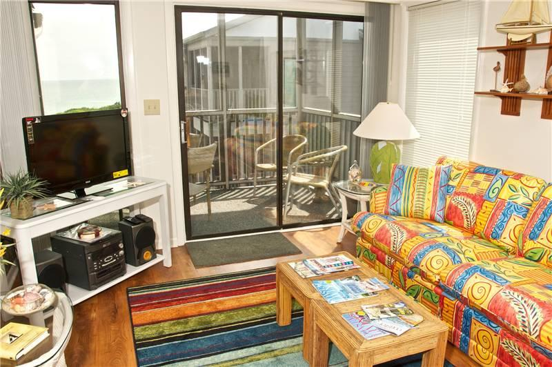 Island Beach & Racquet Club A-310 - Image 1 - Atlantic Beach - rentals