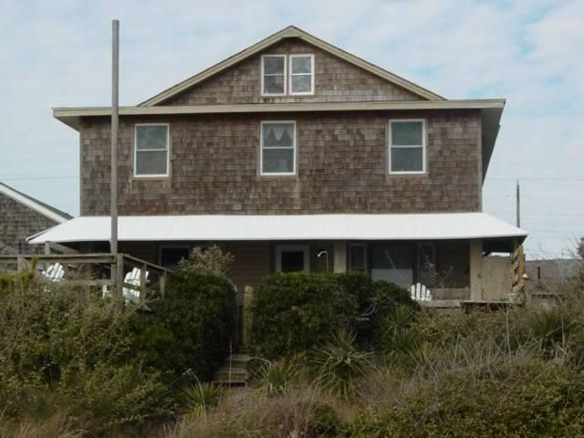 Lamm - 118 East Boardwalk - Image 1 - Atlantic Beach - rentals