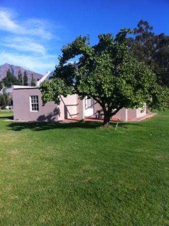 views - Saronsberg Vineyard Cottages - Tulbagh - rentals