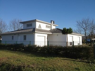 VILLA in LEGE on the peninsula of Cap-Ferret - Image 1 - Gironde - rentals