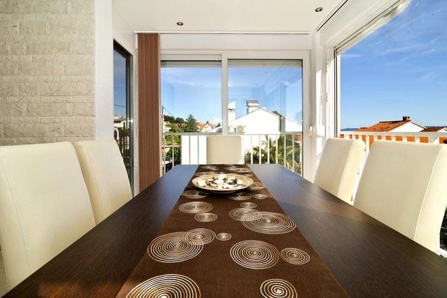 Luxury seaview apartment - Image 1 - Zadar - rentals