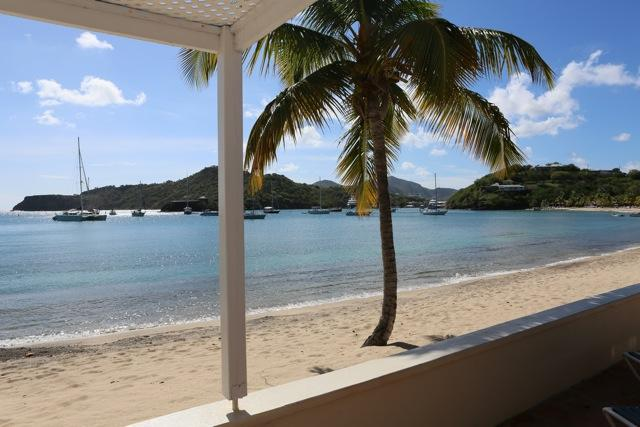 Galleon Beach Cottage View - Mischief Beach Cottage - English Harbour - rentals