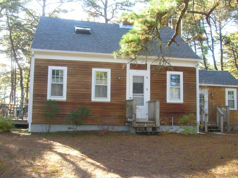 Front of Home - Charming Cape Home - Wellfleet - rentals