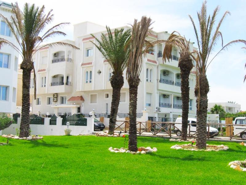 Luxurious Beachfront Appart - Image 1 - Sousse - rentals