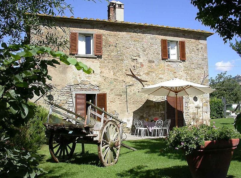 Il Bozzino, independent apatment in tuscan country - Image 1 - Cortona - rentals