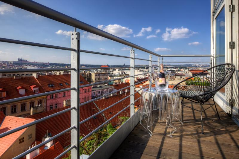 Prague Panorama Penthouse - Prague Panorama Penthouse - Prague - rentals