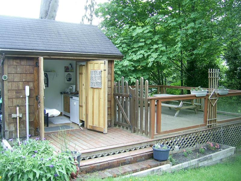 Fulford Dunderry Cabin - Image 1 - Salt Spring Island - rentals