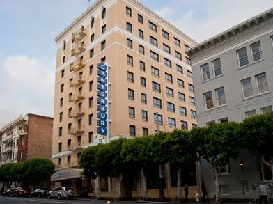 Wyndham Canterbury - 1 Bedroom Presidential Suite - Image 1 - San Francisco - rentals