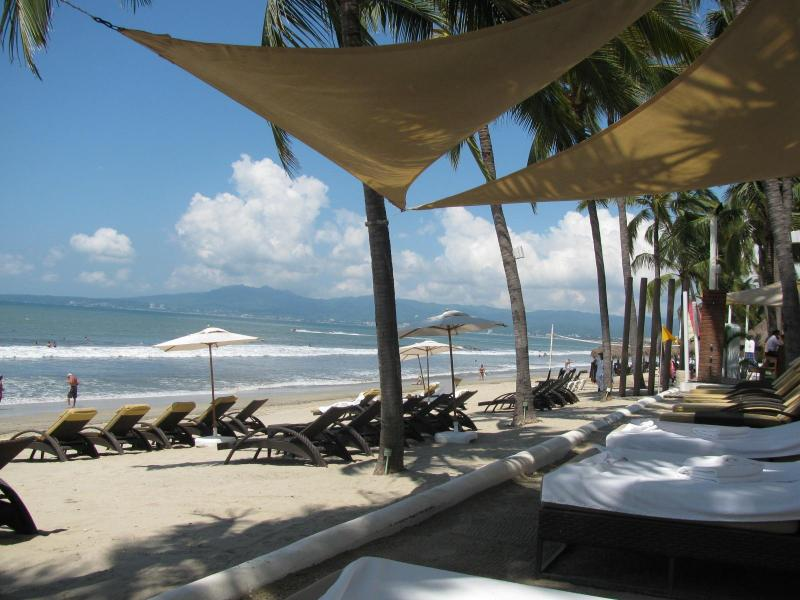 privalte beach - Luxury Five Star Resort  Rated #1 By Tripadvisor - Nuevo Vallarta - rentals