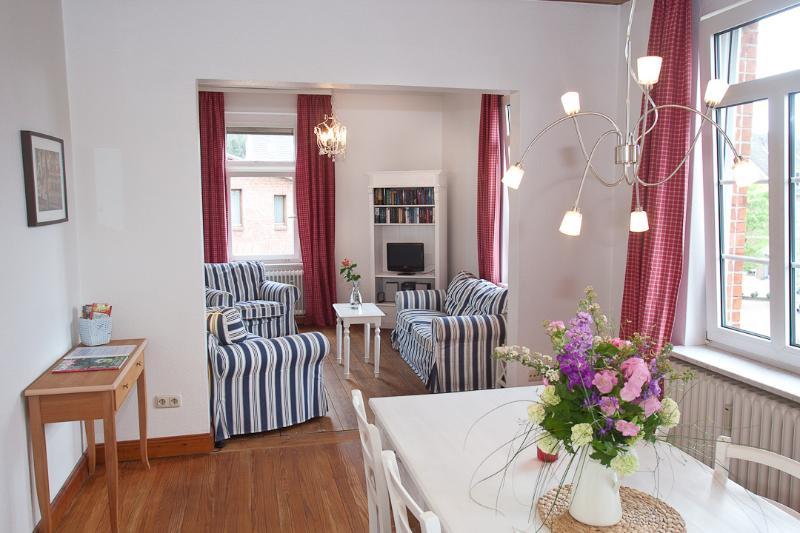 Living Room - Meierei Haffkrug, Appt. Sommerbrise - Scharbeutz - rentals