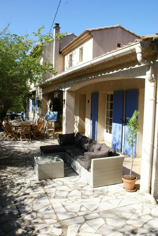 Charming  equipated house  private swimmingpool - Image 1 - Languedoc-Roussillon - rentals