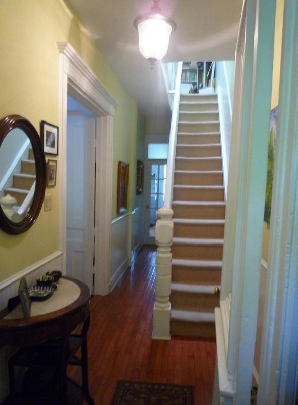 Main Entrance as seen from the front door - Fabulous Duplex in the Heart of Park Slope - Brooklyn - rentals