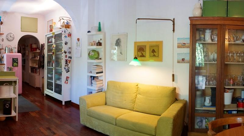 Cosy And Bright Central Apartment With Park View - Image 1 - Rome - rentals