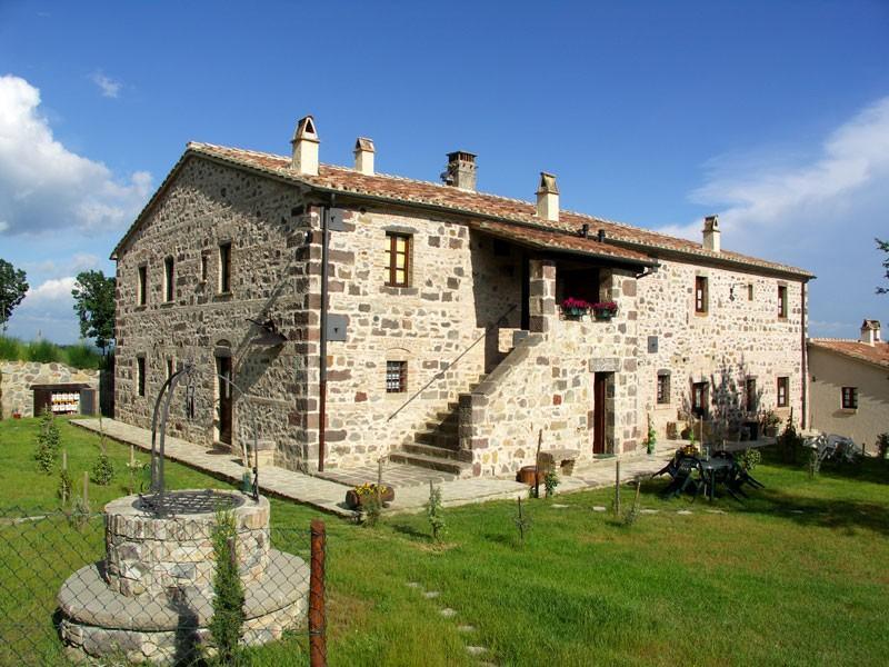 Podere Maltaia - Girasole cottage in Val d'Orcia - Siena - Tuscany - Radicofani - rentals