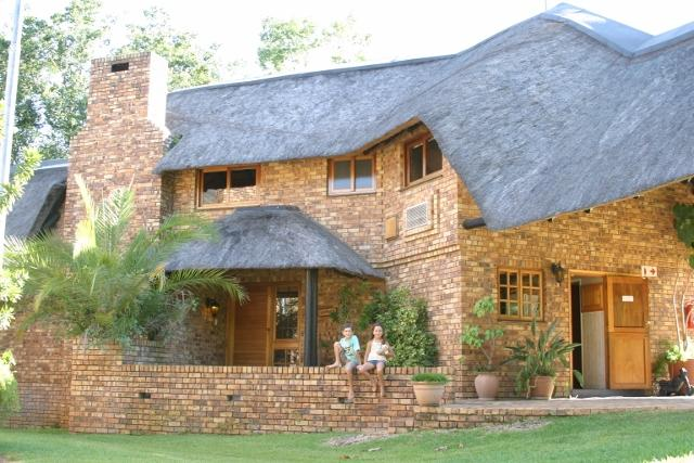 Front side of the villa - Shangani at Kruger Park Lodge - Hazyview - rentals