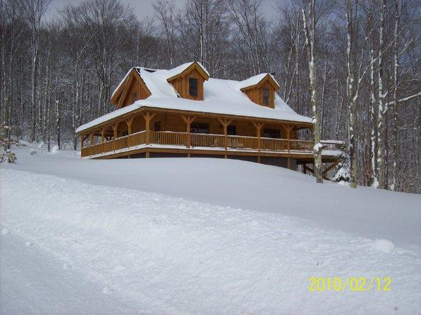 11 Acre Lake  -  North Lake Cabin - Image 1 - Canaan Valley - rentals