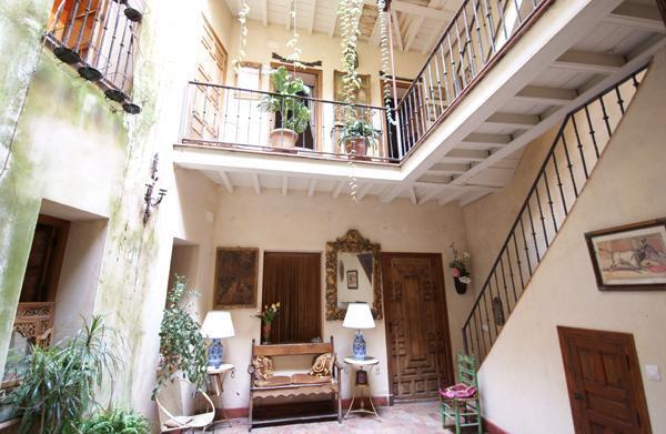 patio - B&B  Casa del Buen Viaje - Seville - rentals