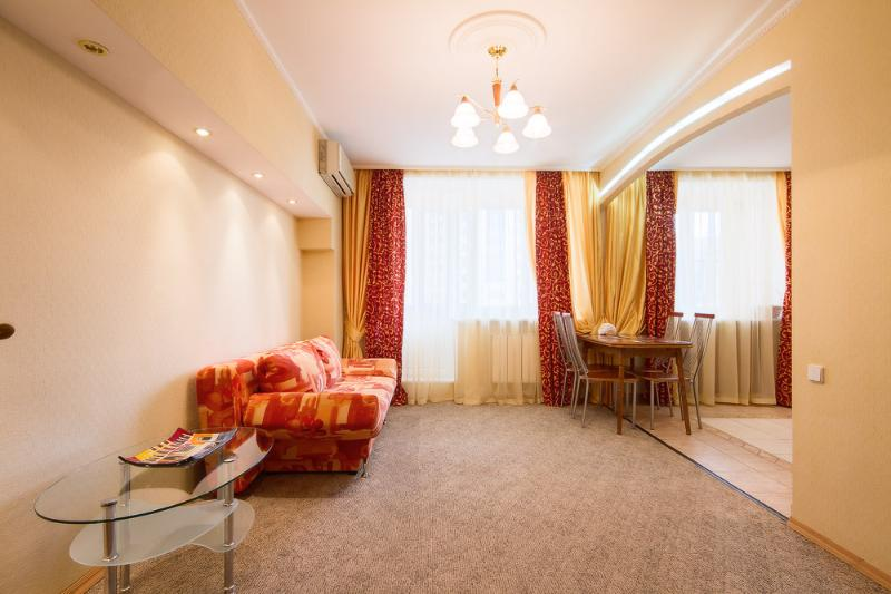 Paveletskaya Pastel - Image 1 - Moscow - rentals