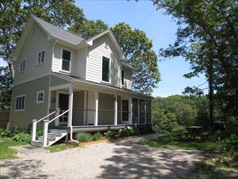 Exterior - YOU LL FALL IN LOVE WITH THIS WATERFRONT COTTAGE 115791 - Bourne - rentals