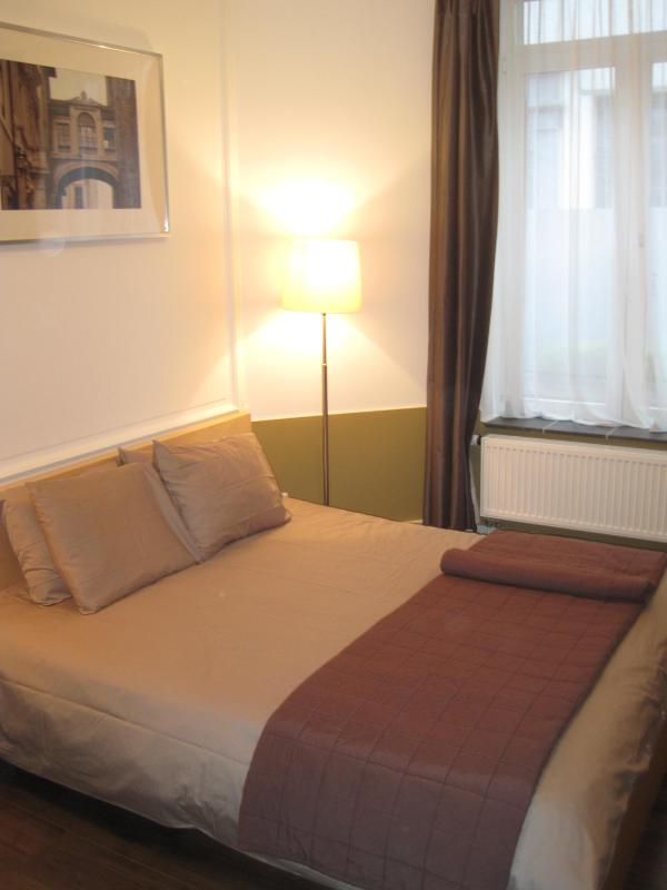 The double bed - B&B Terre Neuve - In the heart of the city ! - Brussels - rentals