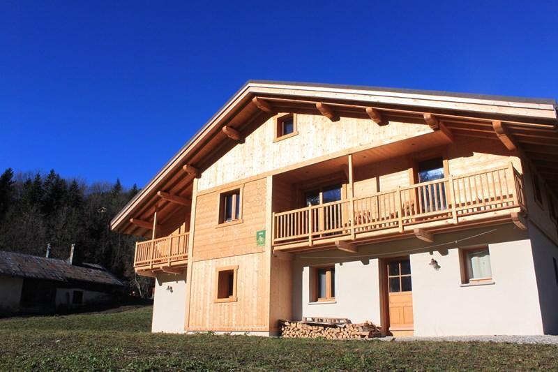 Chalet Evasion en Savoie - Image 1 - Hauteluce - rentals