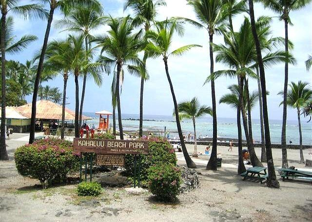 Near by Beach Park - Recent Renovation- New Furniture- 2 bed 2 bath townhouse Surf and Racquet - Kailua-Kona - rentals