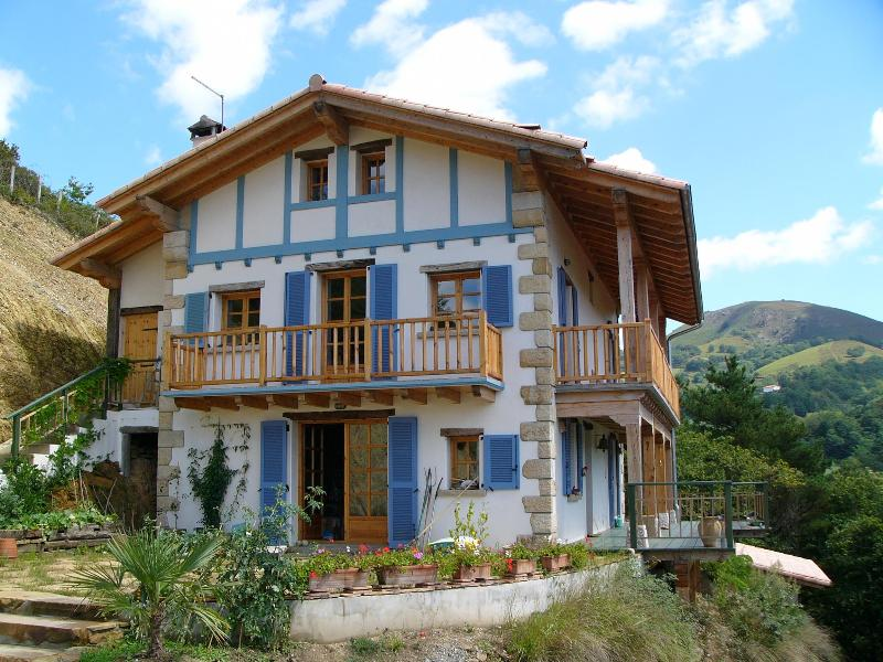 Beautiful House in the Basque Country - Image 1 - Etxalar - rentals