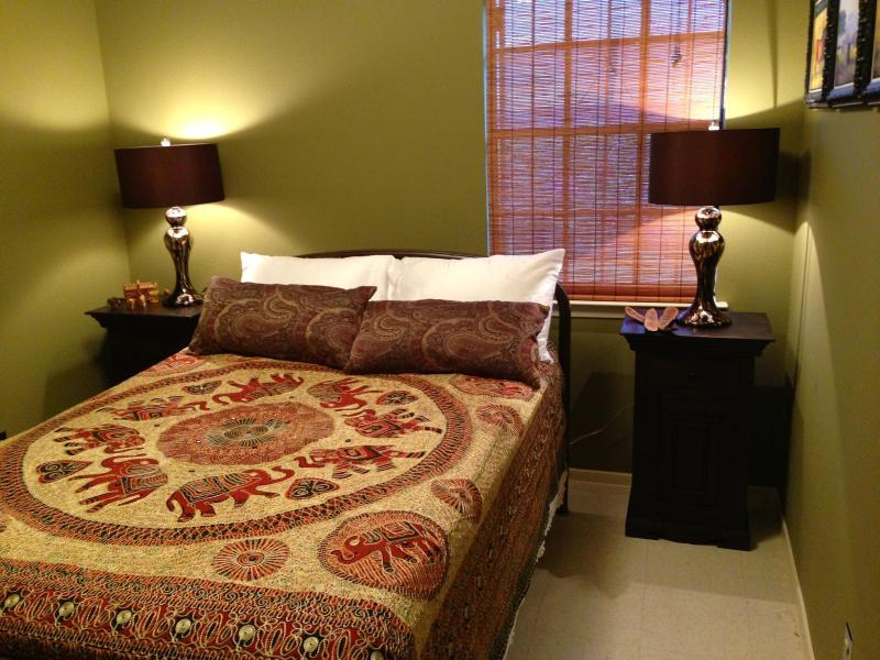 Bedroom 1 - Casitas de Color  Little African Village - San Antonio - rentals